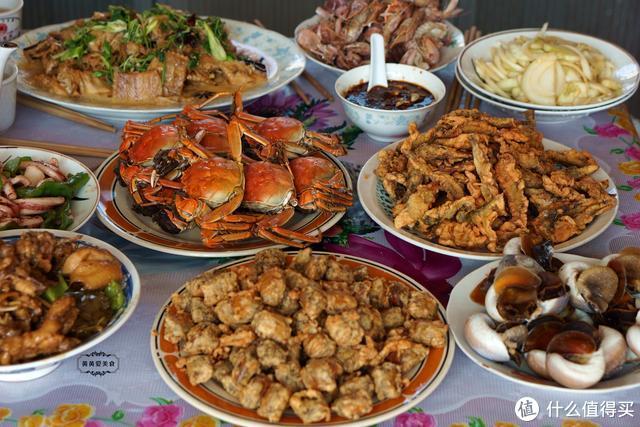 晒晒婆婆做的农家菜,大盘大碗,营养美味,山东女人就是贤惠