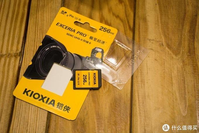 相机高速SD卡怎么选购?铠侠超高速USH-II存储卡评测体验