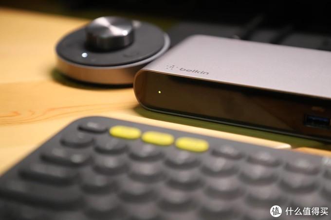 有颜有料,给MacBook Pro配个贝尔金雷电3扩展坞