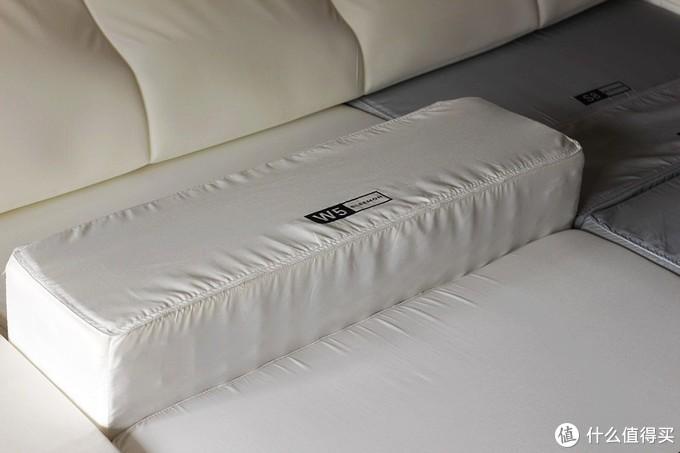 全面颠覆传统床垫 模块化自主调配 喜临门定制组合魔方垫