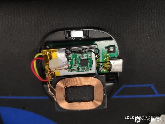 泥炭TrueAir2改无线充电