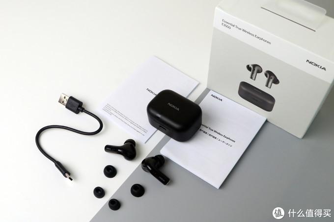 诺基亚发力音频领域,新品跟苹果耳机一样好看,音质也无可挑剔