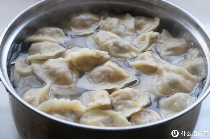 素馅饺子便宜营养,才8毛一斤,比肉的好吃