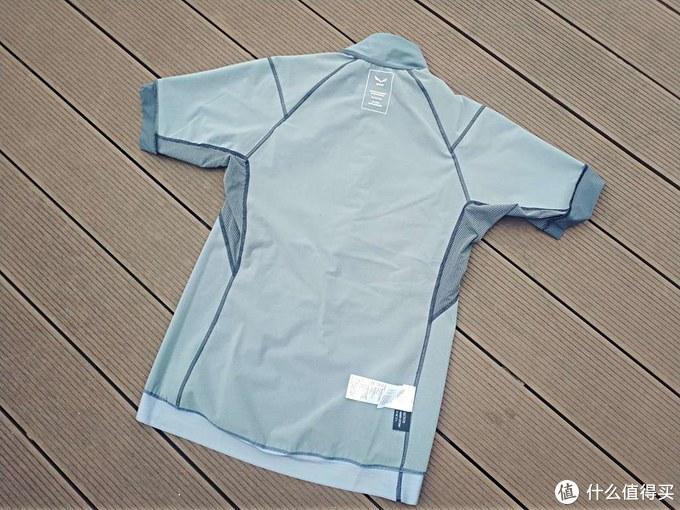 神衣应如是--沙乐华进口多功能夹克体验