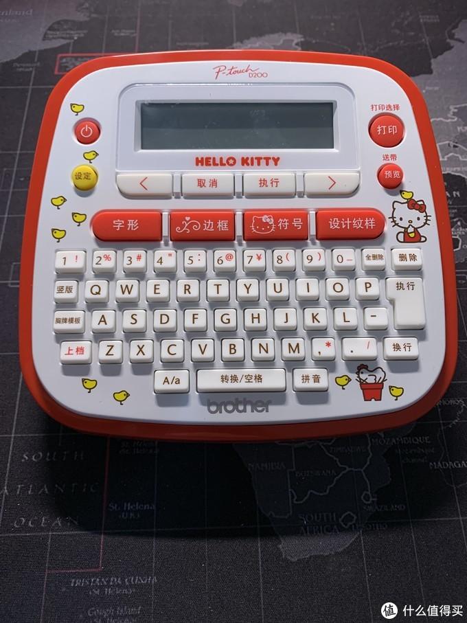 给生活来一张彩色标签——兄弟PT-D200(KT)便携式入门型标签打印机