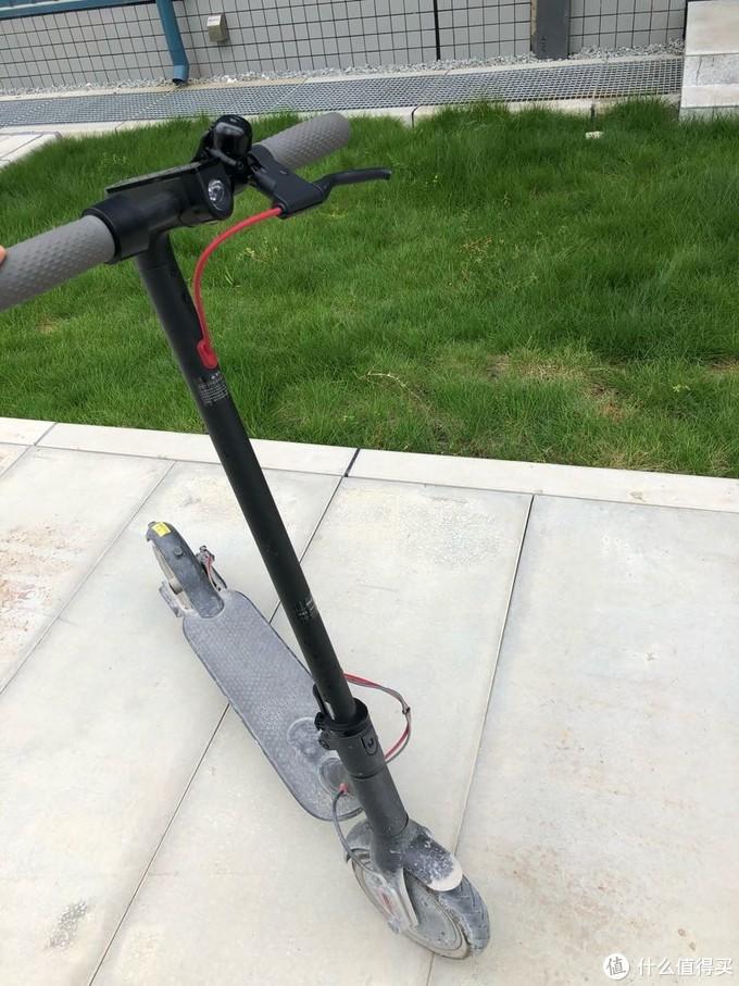 战场级试用后的晒单:小米电动滑板车1S
