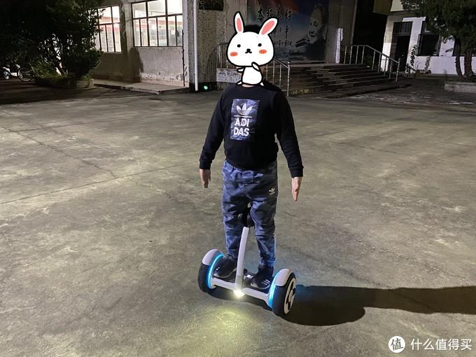 既是熊孩子的玩具,又是我的工具!360平衡车P1 骑行体验