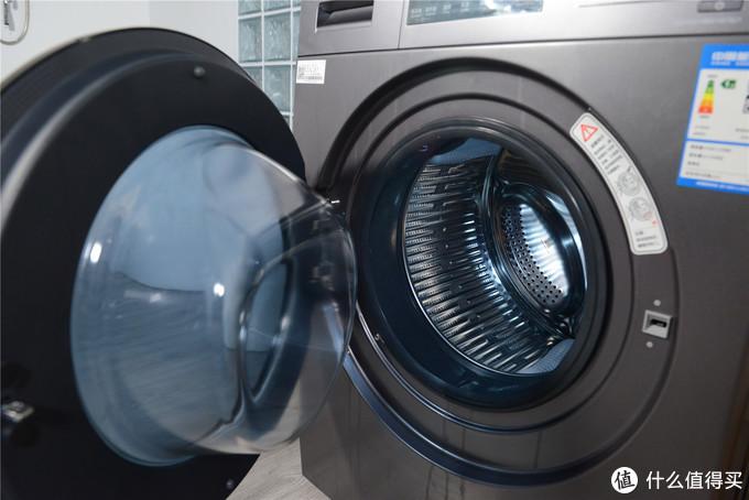 怎么回事,海尔滚筒洗衣机居然用上墨盒了?