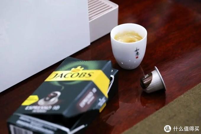 心想胶囊咖啡机体验,老板的办公桌上不应只有茶具