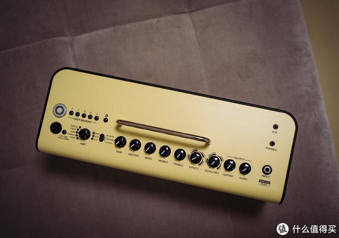 YAMAHA THR30II-WL 几乎/Almost/差不多是最好的个人吉他练习音箱