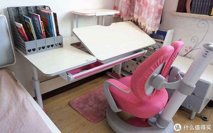 之前用过的整个桌面升降的学习桌