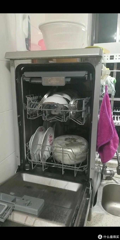 美的洗碗机WQP8-7602-CN