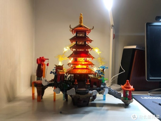 小鲁班古潮文化系列《仙阁圣筑之蓬莱仙阁》