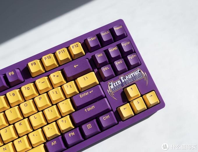 紫金王朝,篮球强将的首选键鼠套装—达尔优 A87机械键盘+A960轻量化有线鼠标