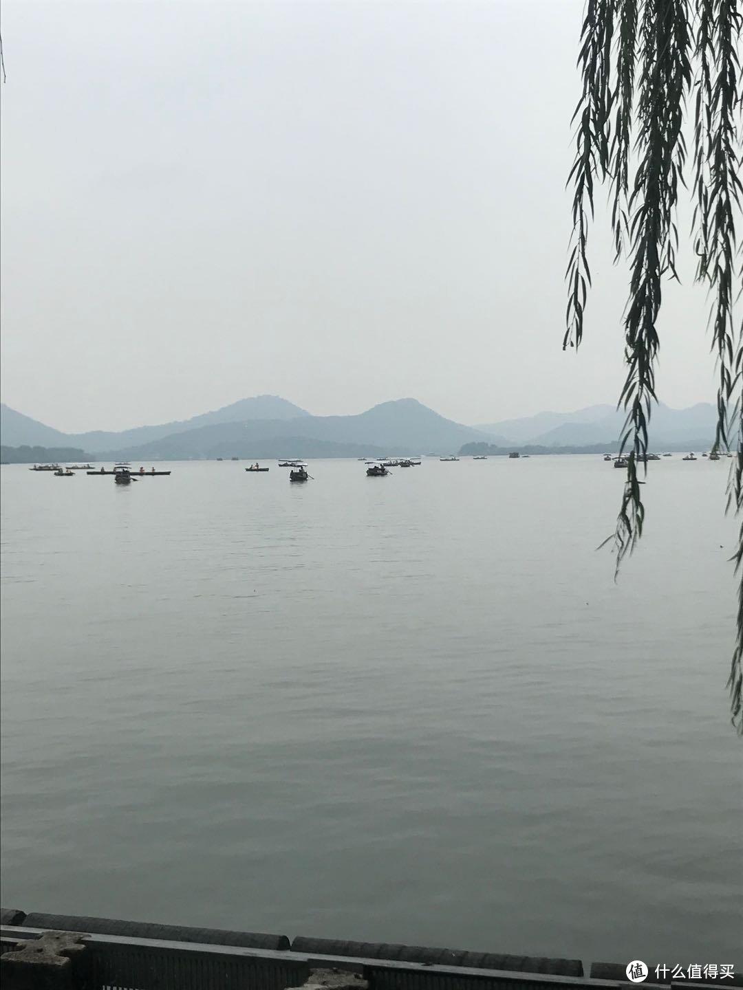 周末游玩----杭州西湖半日游