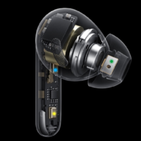 OPPO发布Enco X无线降噪耳机:同轴双单元+超导磁振膜,总续航25小时
