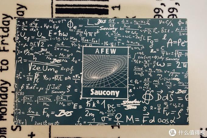Afew X Saucony Shadow5000 Time&Space 爱因斯坦