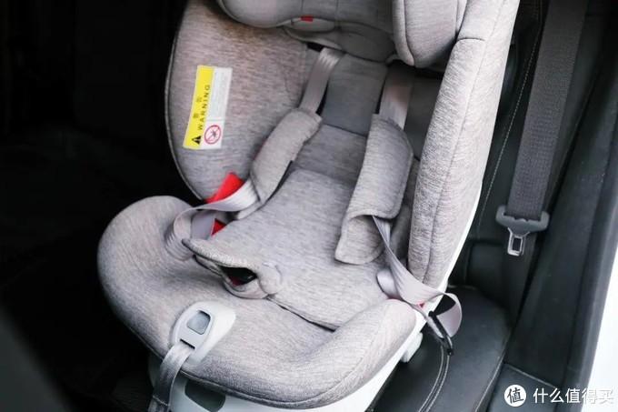安全座椅选购重点及千元内袋鼠爸爸使用体验