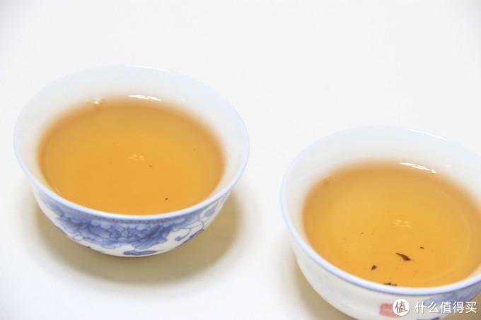 茶汤——白瓷杯表现