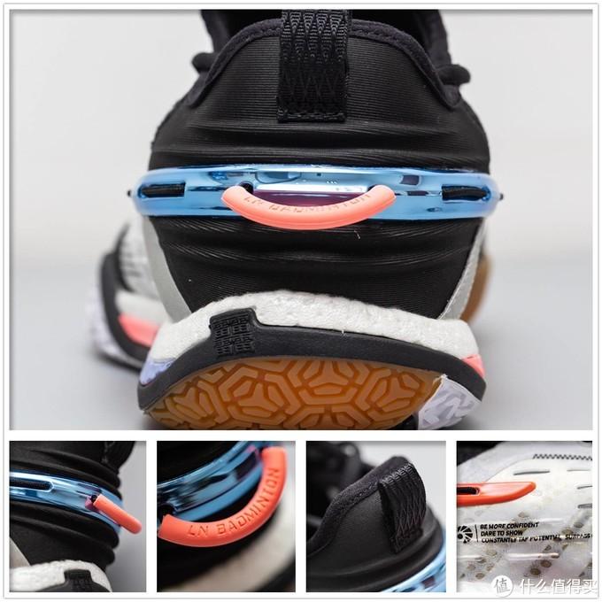 脚步贴地步伐飞行 李宁贴地飞行pro䨻科技羽毛球鞋