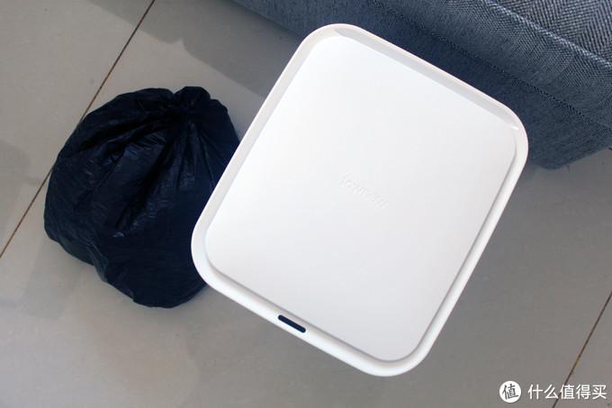 拓牛智能垃圾桶T1:自动感应,垃圾打包不再脏手