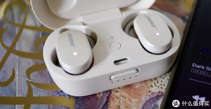 Bose QuietComfort Earbuds真无线蓝牙耳机 真正的主动降噪耳塞