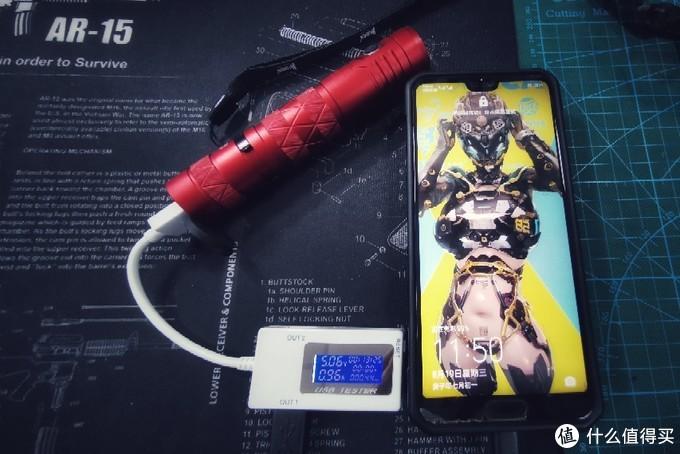 能奶能输出:务本E12R户外多功能手电