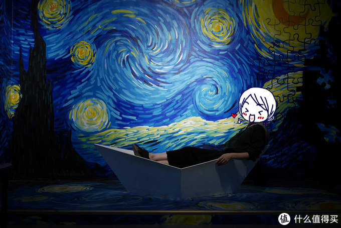 游梵高艺术展,摘下星空与你同享   游记