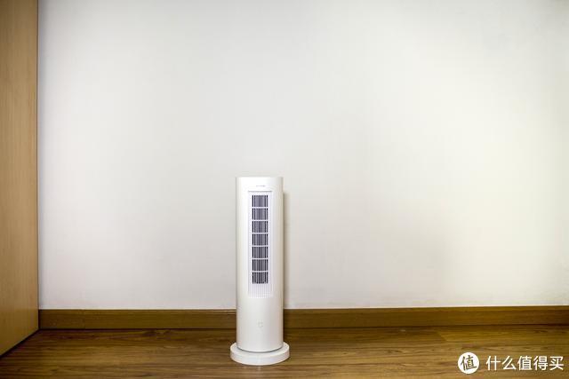 米家立式暖风机
