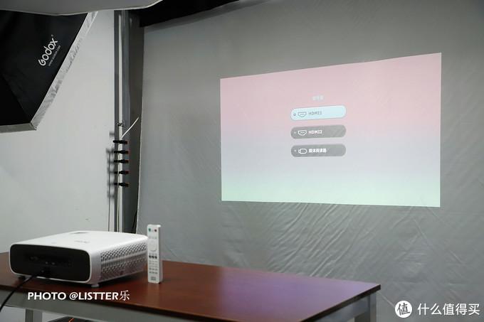 明基W2700实测体验:真4k超高清画质投影稳了