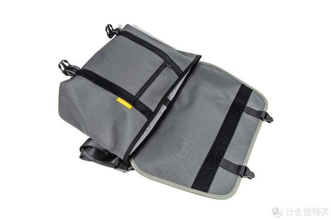 轻便背负,收纳多能:bagsmart UP系列潮流斜挎单肩防泼水邮差包