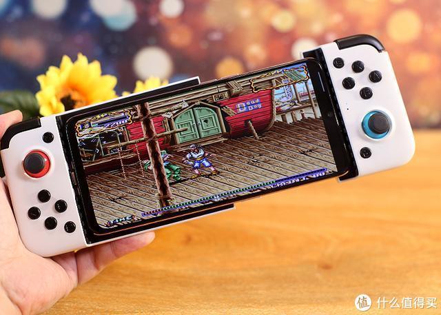 手机试玩掌机游戏,小鸡X2手柄带来不一样的体验