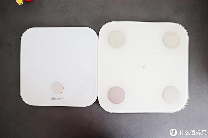 云康宝CS20L体脂秤和小米体脂秤哪个更香,你说了算