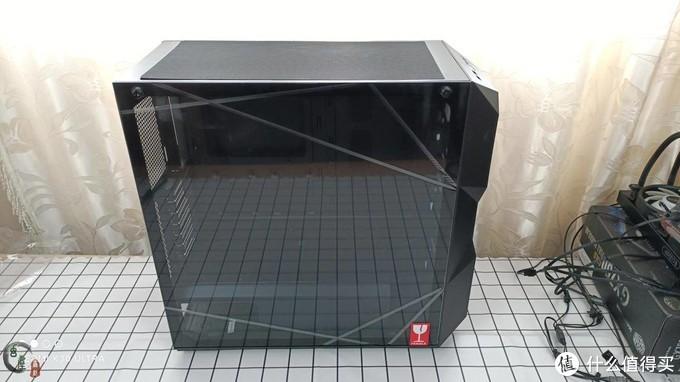 幻尘的折腾之旅 篇八:光有RGB还不够,显卡竖装才更显高大上,酷冷TD500机箱装机分享
