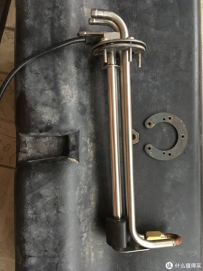 3硬核-吉姆尼更换加大无损改装油箱和安锐副油箱