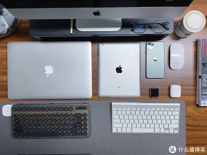 """聊聊金牛果粉男的""""Apple办公工作桌面Or好物"""""""