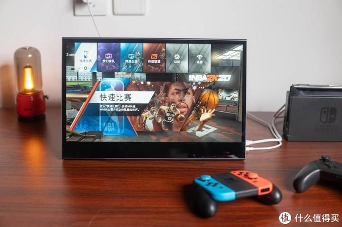办公好搭档,switch好帮手,Innocn N1F便携屏幕