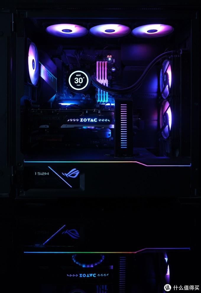 "索泰RTX 3080-10G6X 天启 OC+AMD 3950X——""百万""主机不只是生产力"