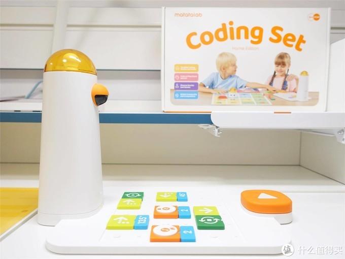 儿童益智类产品值不值得买?玛塔儿童编程机器人入手体验