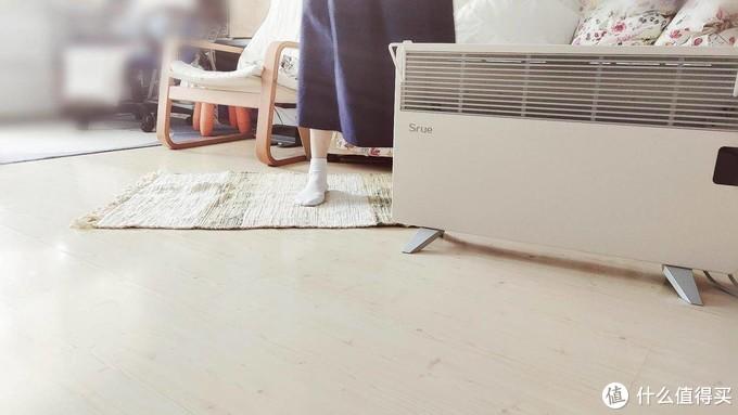 冬天用空调太不舒服?用Srue取暖器过个温暖舒适的冬天