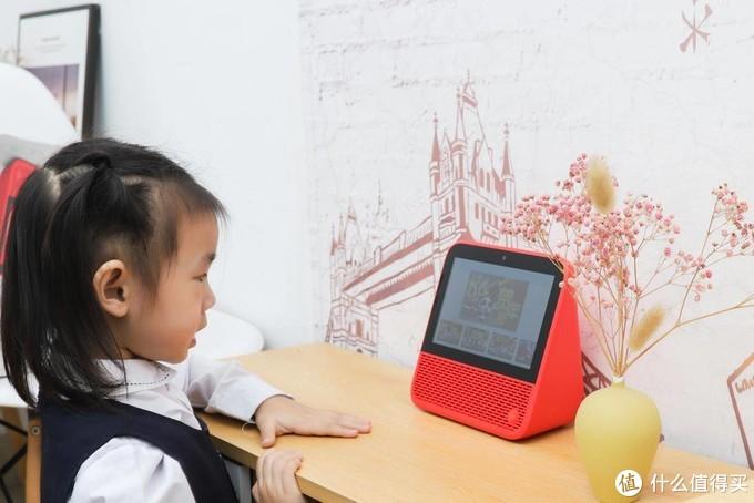 """这是一台""""7英寸迷你""""小电视?天猫精灵CC7智能音箱评测"""