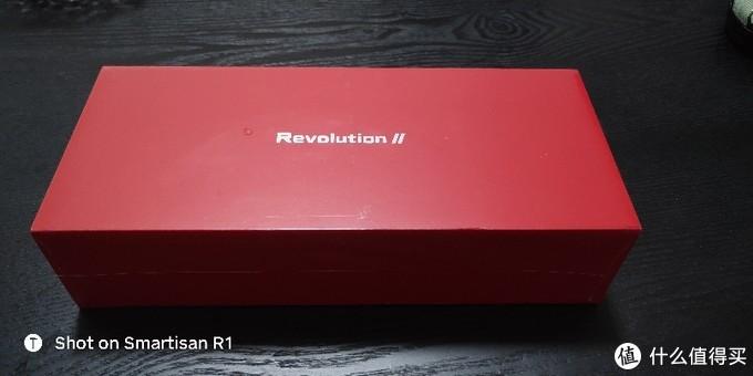 revolutionⅡ,大气又有且壮烈