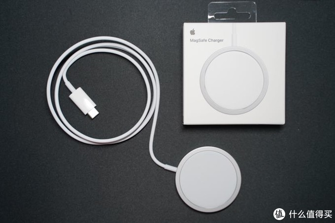 Apple MagSafe Charger开箱