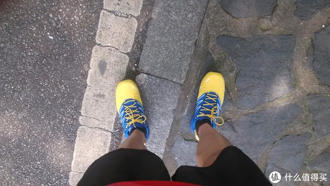 跑山下坡不怕滑,北面ULTRA MT越野鞋体验