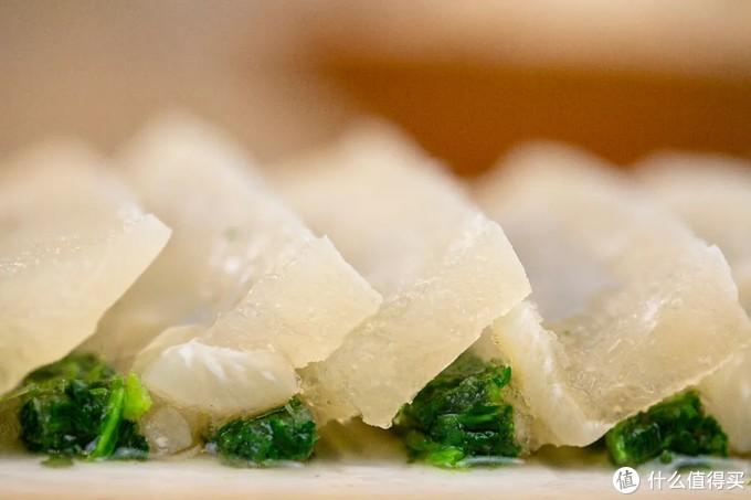 高颜值水晶菠菜冻,入口全是满满的胶原蛋白