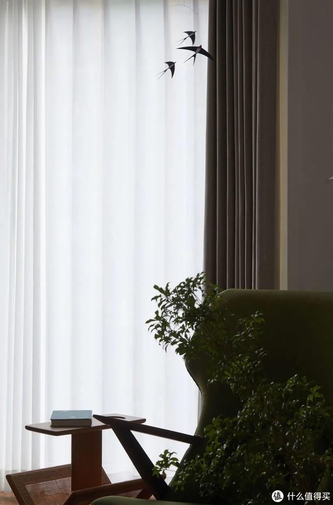 北京小姑娘的独居生活:100㎡公寓,禅意风下的中式,将日子过成诗