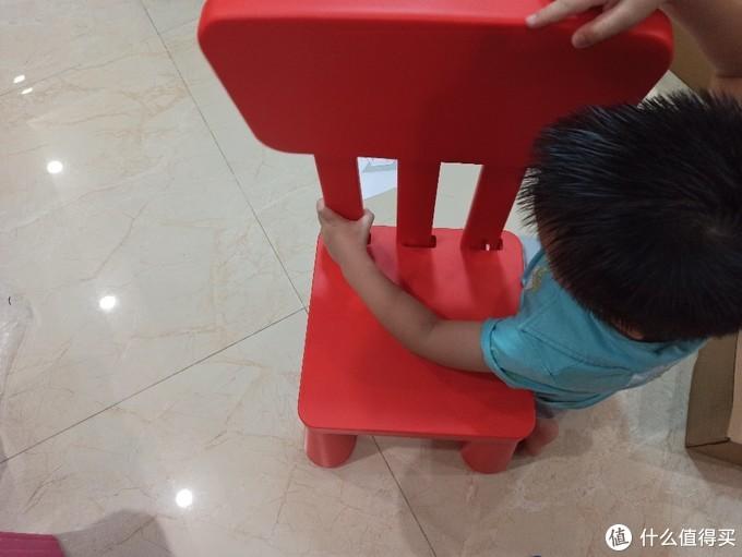 家具里的乐高级品牌之宜家儿童拼装椅