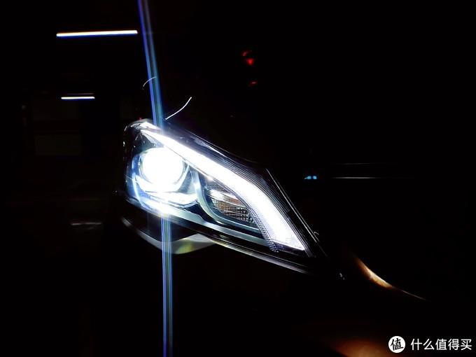 夜间行车灯光太暗有风险!这份大灯升级选购注意事项请查收!附从卤素升级到LED