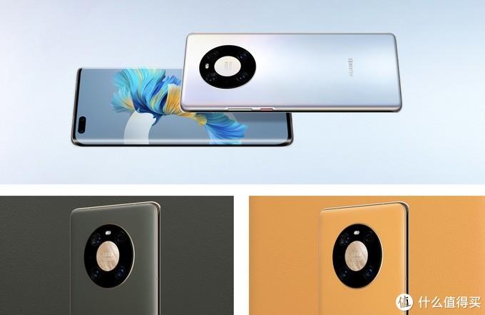 4款华为Mate 40系列手机正式发布,麒麟9000芯片刷新性能记录却成绝唱,圆环造型徕卡五摄刷新纪录