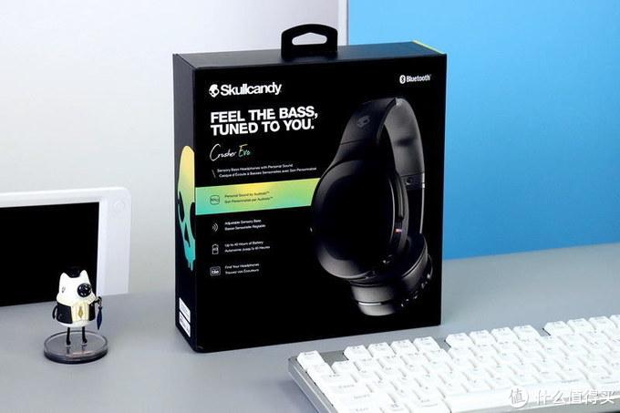 Skullcandy Crusher EVO摧毁者二代无线头戴耳机体验:可调体感震动+真快充